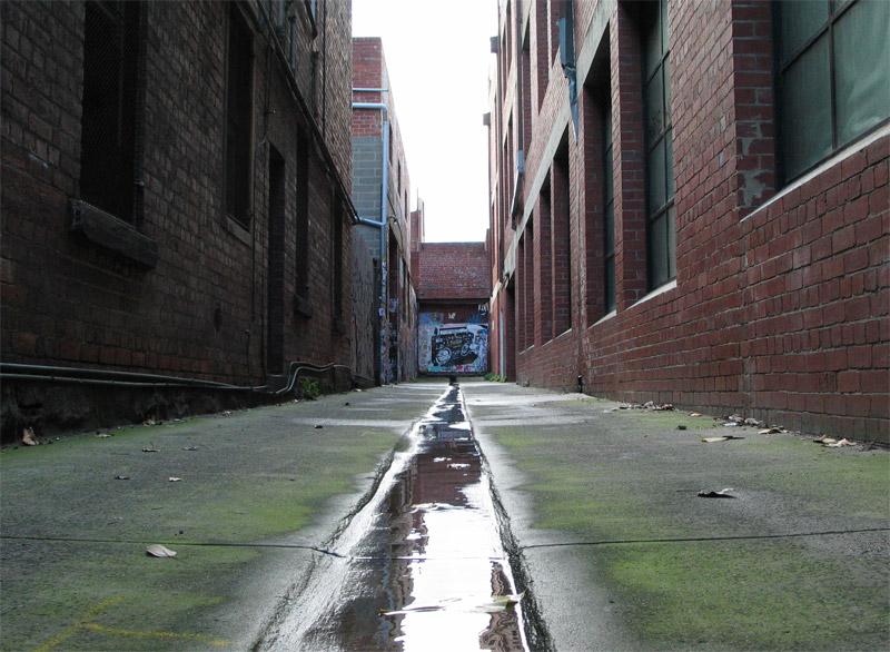 Gutter Alley