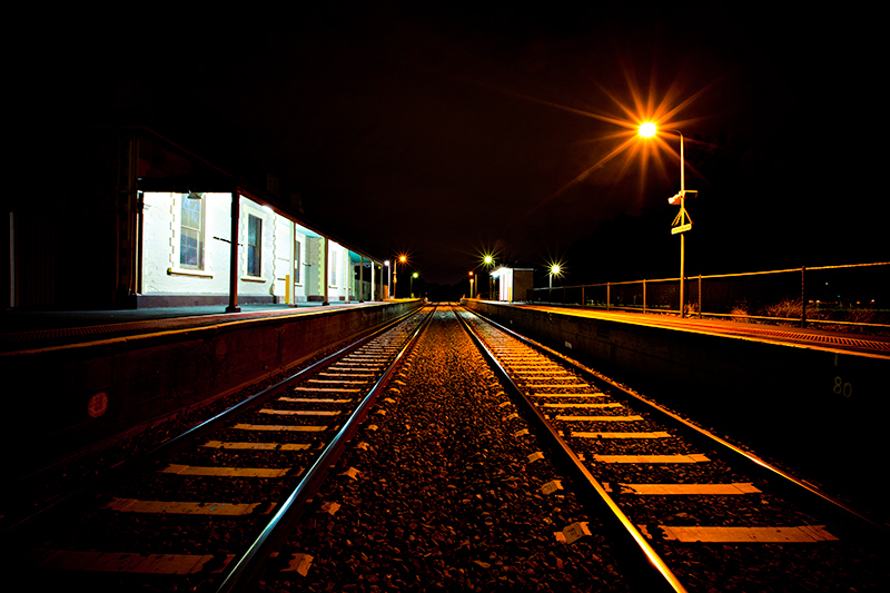 (Waiting for the) Last Train To Trancentral